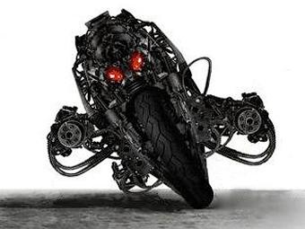 """Одним из новых """"терминаторов"""" станет мотоцикл"""