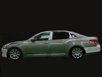 Новый флагманский седан Hyundai будет стоить 96 тысяч долларов