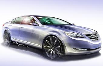 Компания Hyundai показала новый Equus
