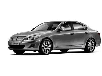 """Hyundai и Prada построят три """"модных"""" седана Genesis"""