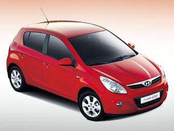 Появились новые фотографии преемника Hyundai Getz