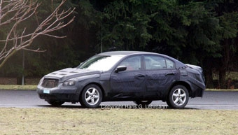 Hyundai готовит конкурента Mercedes