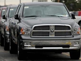 Минфин США выделил Chrysler четыре миллиарда долларов