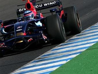 Менеджером Toro Rosso станет логистик команды Toyota