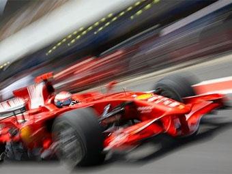 Ferrari испытает систему KERS на ближайших тестах