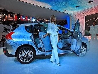 """Конкурент """"Кашкая"""" от Peugeot появится в 2009 году"""