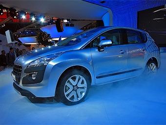 Серийную версию Peugeot Prologue будут собирать в России