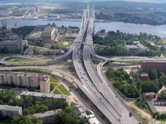 В следующем году на строительство КАД потратят 23 миллиарда рублей