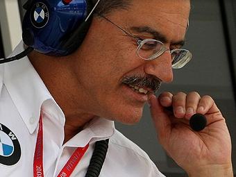 BMW Sauber сосредоточилась на машине 2009 года