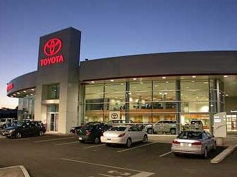 Сотрудники Toyota купят новые машины своей марки для увеличения продаж