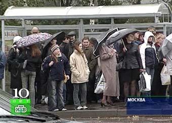 Для борьбы с колейностью дорог московские власти применят бетон