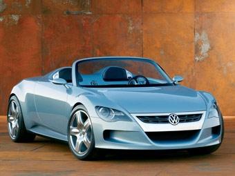 VW готовит конкурента Lotus Elise