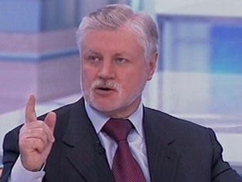 Сергей Миронов не поддержал увеличение пошлин на ввоз иномарок