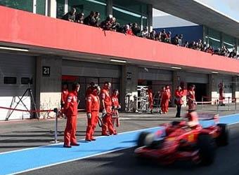 Презентация болида Ferrari пройдет в Мюджелло