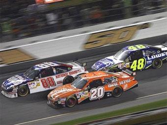 Объявлен список участников гонки NASCAR Budweiser Shootout 2009 года