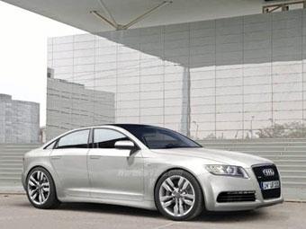 Audi потратит 10 миллиардов евро на разработку новых моделей
