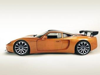 В Детройте покажут еще один американский суперкар с мотором V8