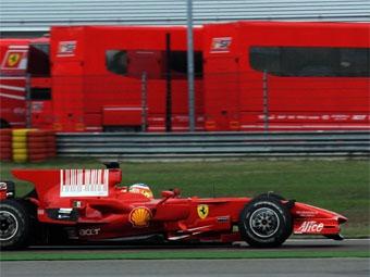 """Ferrari предоставит чемпиону итальянской """"Формулы-3"""" машину A1GP"""