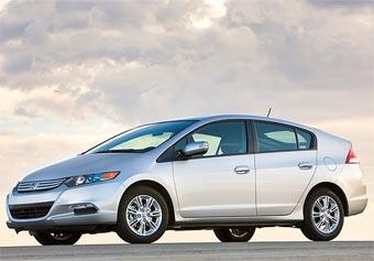 Honda представила первый снимок самого дешевого серийного гибрида в мире
