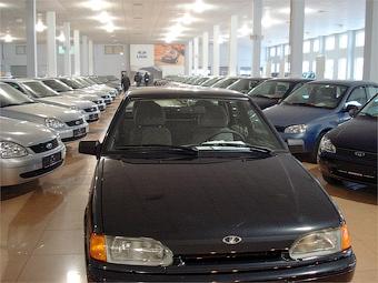 В первом квартале производство автомобилей в РФ снизится на 180 тысяч штук
