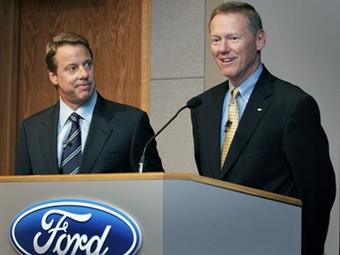Ford станет прибыльным после 2011 года