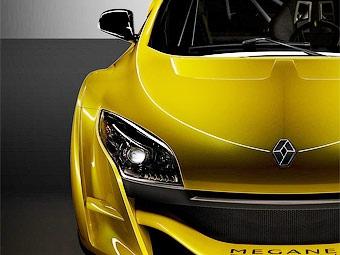 """""""Заряженный"""" хэтчбек Renault Megane RS представят в Женеве"""