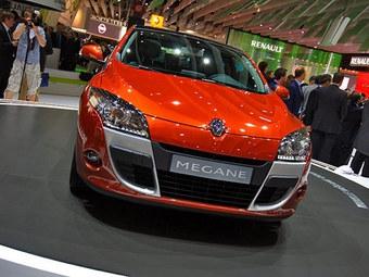 В Париже показали третье поколение Renault Megane
