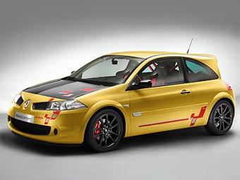 "Renault Megane R26 ""похудел"" на 123 килограмма"
