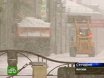 С 1 ноября улицы в Москве будут убирать круглосуточно