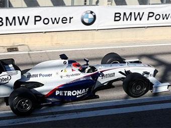 Команда BMW перенесла февральские тесты в Бахрейн