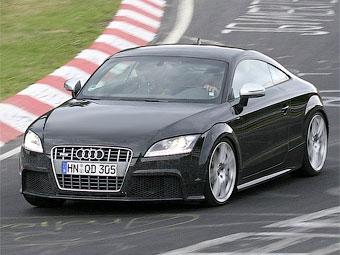 """В Женеве Audi представит 340-сильное купе TT RS и """"внедорожный"""" A4 Allroad"""