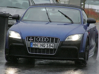 Британский журнал узнал подробности об Audi TT RS