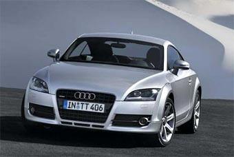 Audi готовит 350-сильную TT RS