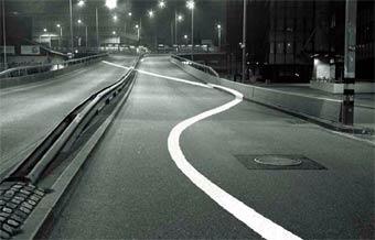 Московские дороги получат новую разметку