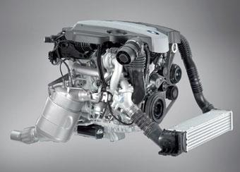 BMW представила компактный и мощный дизель
