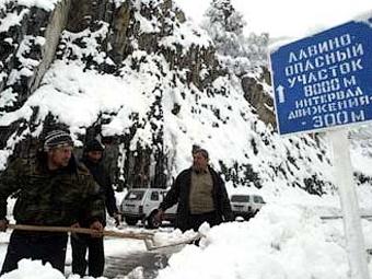 Движение по Транскавказской магистрали восстановлено