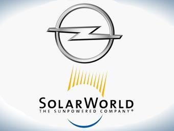 GM отказался продавать заводы Opel производителю солнечных батарей