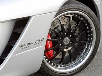 Американский тюнер разрабатывает конкурента Bugatti Veyron