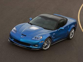 """Самый мощный Corvette разгонится до """"сотни"""" за 3,4 секунды"""