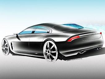 В 2009 году Jaguar покажет конкурента Porsche Panamera и Aston Martin Rapide