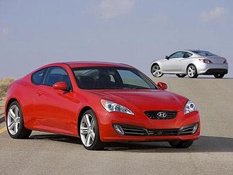 Hyundai раскрыла секреты Genesis Coupe