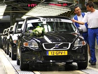 Шведское правительство предоставит местному автопрому 2,5 миллиарда евро