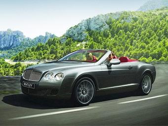 Bentley остановит производство на семь недель