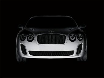 Самой мощной машиной марки Bentley станет биотопливный суперкар