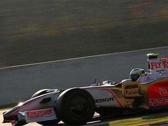 Команда Force India представит свой новый болид в марте