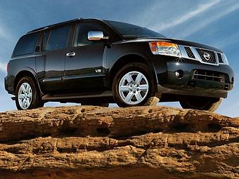 Nissan сократит в США производство внедорожников и пикапов