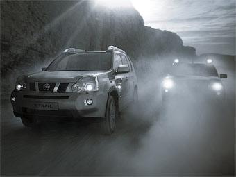 В России начались продажи дизельного Nissan X-Trail