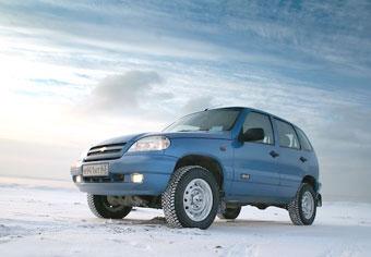 Chevrolet Niva стала дороже на две тысячи рублей
