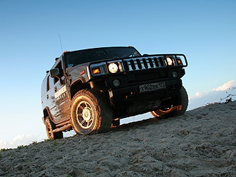 Концерн GM начнет поиски покупателя на Hummer в октябре
