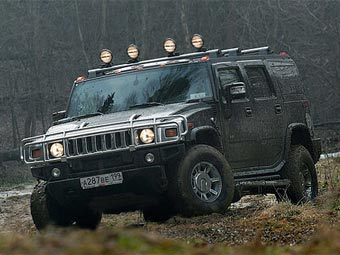 Концерн GM нашел покупателей на марку Hummer